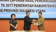 Permalink ke LKPD 2017, Pemkot Manado Raih Opini WTP