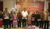 Permalink ke OD Merasa Senang, Ibadah Natal Alumni SMA Negeri 1 Dihadiri Mantan Guru