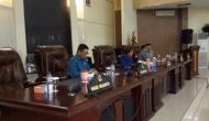 Permalink ke Absen di Rapat Paripurna, Legislator Komitmen Wawali Manado