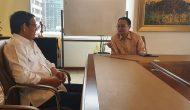 Permalink ke Diskusikan pengembangan pasar rakyat, Walikota GSVL temui Wamendag Jerry Sambuaga