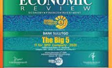Permalink ke Bank SulutGo Raih Prestasi The Big 5 IT for BPD Company di IITA 2020