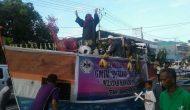 Permalink ke Macetkan Paal Dua, GMIM Wilayah Manado Timur 5 Gelar Pawai Paskah