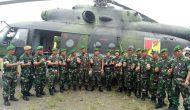 Permalink ke Persenjataan TNI Dipajang di Lapangan Basket Mega Mas
