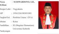 Permalink ke Ditetapkan Tersangka oleh KPK, Karir Ketua Pengadilan Tinggi Sulut Sudiwardono Terancam Terhenti