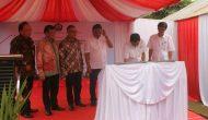 Permalink ke Berbandrol Rp400 Juta, Menteri ESDM RI Resmikan Sumur Bor Air Bersih Desa Warisa
