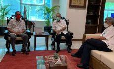 Permalink ke Genjot Penanganan Danau Tondano, ROR Temui Menteri PUPR