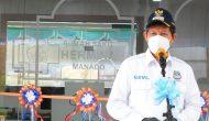 Permalink ke GSVL Resmikan RS Hermina, warga Manado teringat program Universal Coverage