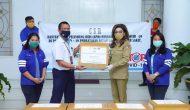 Permalink ke Diterima Bupati Tetty, PT PJB Ubjom Luar Jawa II PLTU Amurang salurkan CSR berupa APD