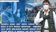 Permalink ke GSVL jamin Kesehatan Gratis untuk 110 ribu warga Kota Manado