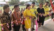 Permalink ke PT ARCHI Indonesia Melalui PT MSM dan TTN Bangun Stadion Mini di Minut