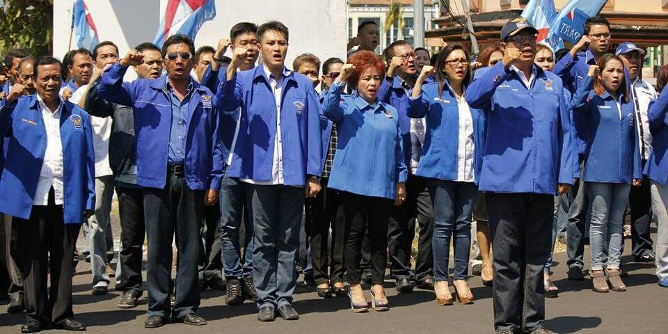 Permalink ke Berkarya 14 Tahun, GSVL : Pesan Pak SBY Rebut Kembali Kejayaan Demokrat