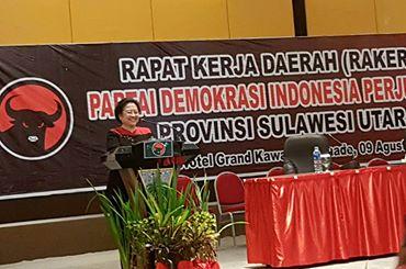 Permalink ke Rakerda PDIP Indonesia Timur Dibuka Ketua Umum Megawati Soekarno Putri