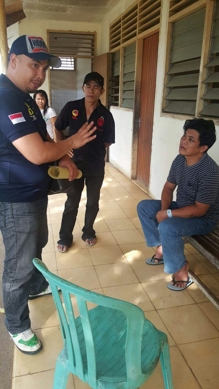 Pasca Pilhut Desa Wanga, Dua Pendukung Calon Jadi Dikeroyok, Diduga Dilakukan Pendukung Berinisial DP