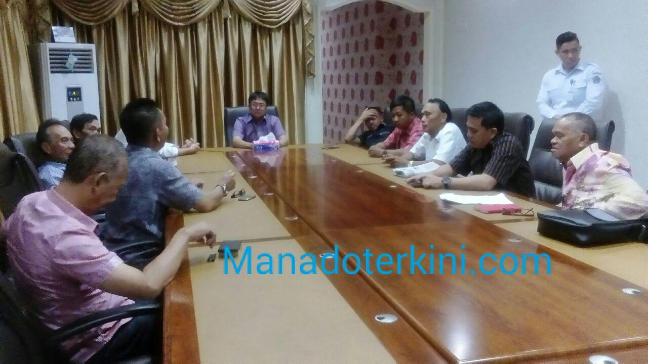 Petani Cengkih Sulut Mengeluhkan Harga Cengkih Ke Ketua DPRD Sulut