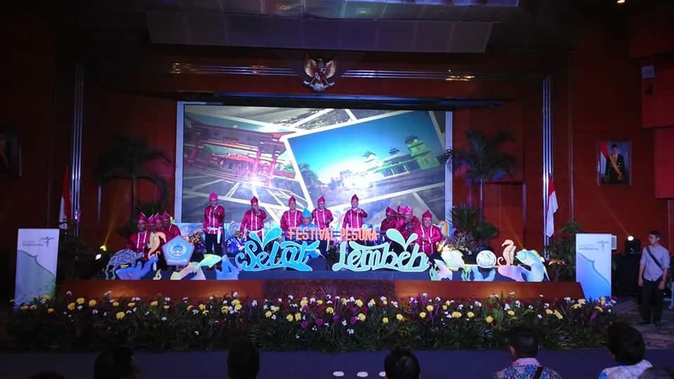 Launching Festival Pesona Selat Lembeh 2016 Sukses Digelar