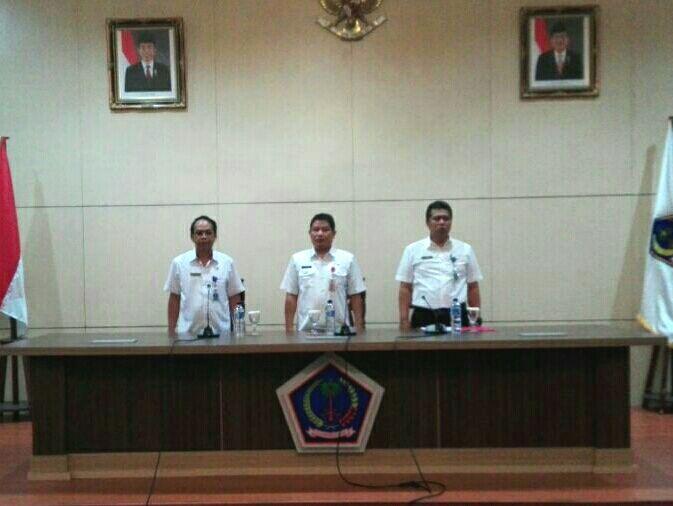 Pimpin Rapat, Kumendong :LPPD Memiliki Makna Strategis Untuk Evaluasi Kinerja