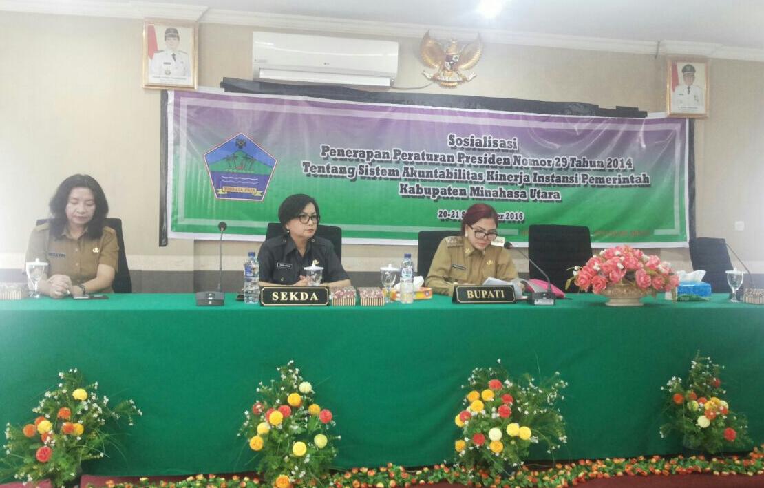 Permalink ke Bupati VAP: Perpres Nomor 29 Tahun 2014 Penting Untuk Penyelenggaraan Pemerintahan