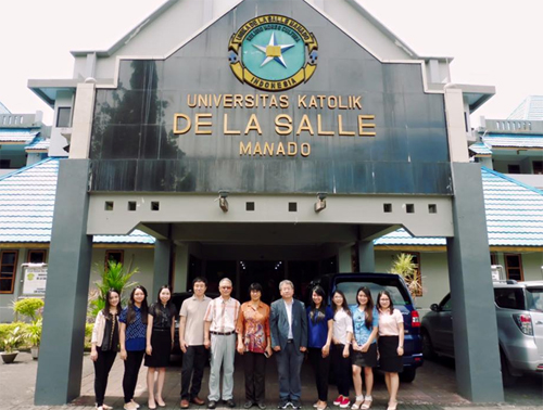 Permalink ke Lalui Seleksi Ketat, 11 Mahasiswa De La Salle Manado Lanjut Study di Korsel