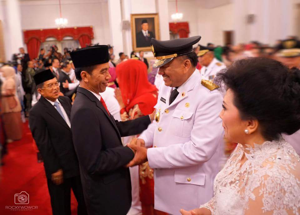 Kunjungan Turis Melonjak Capai 1.000 Persen, Jokowi Akui Gebrakan OD-SK
