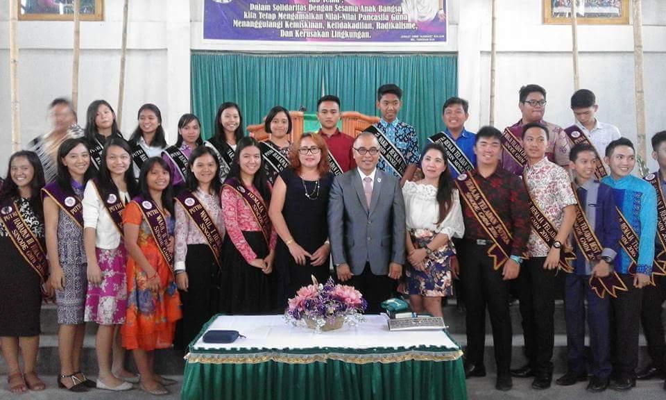 Wujudkan Remaja Teladan Takut Akan Tuhan, GMIM Kamang Suluun Gelar Kegiatan Pembinaan
