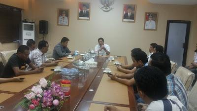 Permalink ke Liow Dipercayakan Plt Kesbangpol Provinsi Sulut
