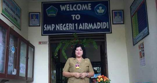 Permalink ke Wow..!!! ID Card Siswa SMP Negeri 1 Airmadidi Rp30 Ribu