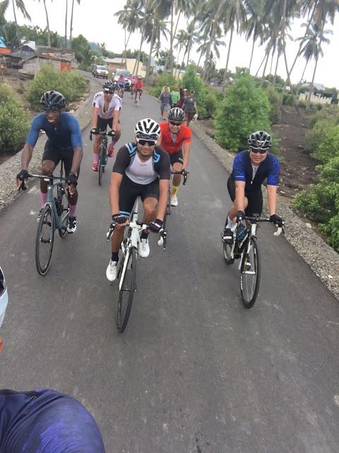 Permalink ke Pesepeda Internasional Gelar Touring di Sulut