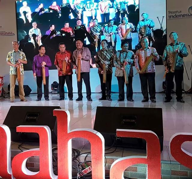Permalink ke Launching Visit Pesona Minahasa 2017, Ini Pesan Gubernur Sulut