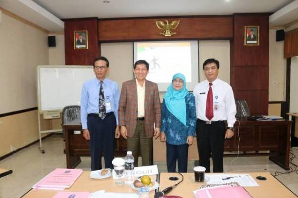 GSVL Apresiasi Kaban Bappeda di PIM II