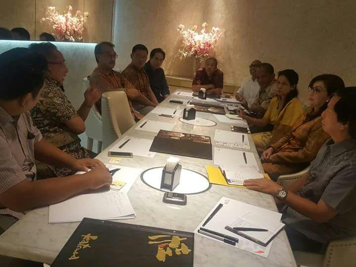 Permalink ke Dukung Pengembangan Jagung di Minsel, Bupati Tetty Lakukan Pertemuan Dengan GPMTN di Jakarta