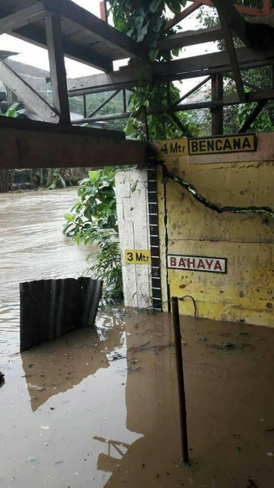 Permalink ke Curah Hujan Tinggi, Walikota GSVL Himbau Warga Bantaran Sungai dan Perbukitan Mengungsi