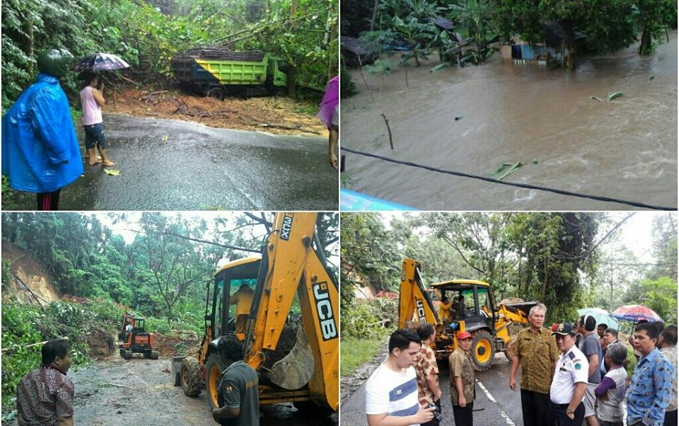 Permalink ke Curah Hujan Tinggi, Longsor dan Banjir Terjadi di Wilayah Minut