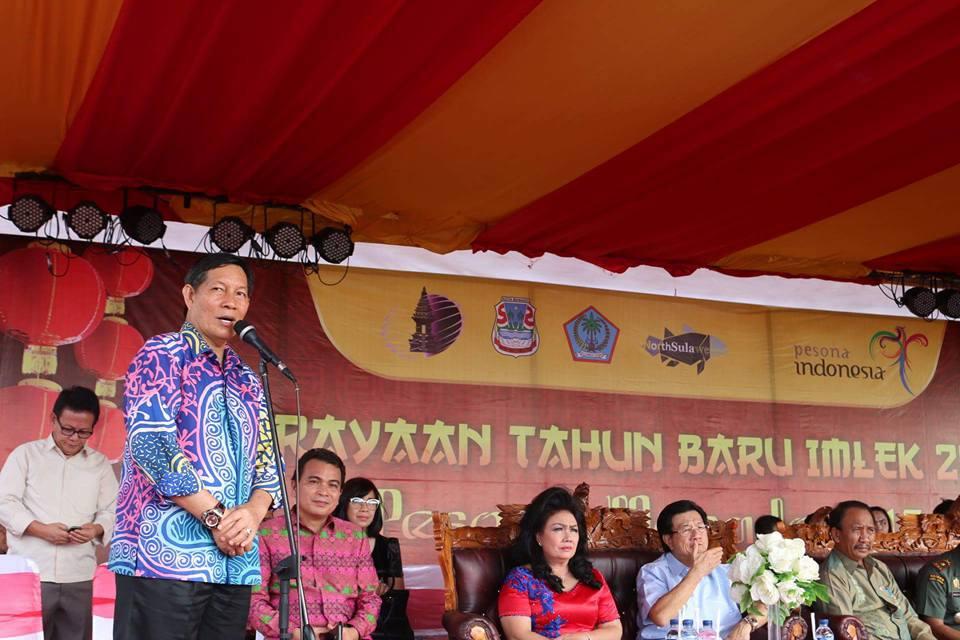 Permalink ke GSVL : Perayaan Imlek Salah Satu Iven Pariwisata Manado