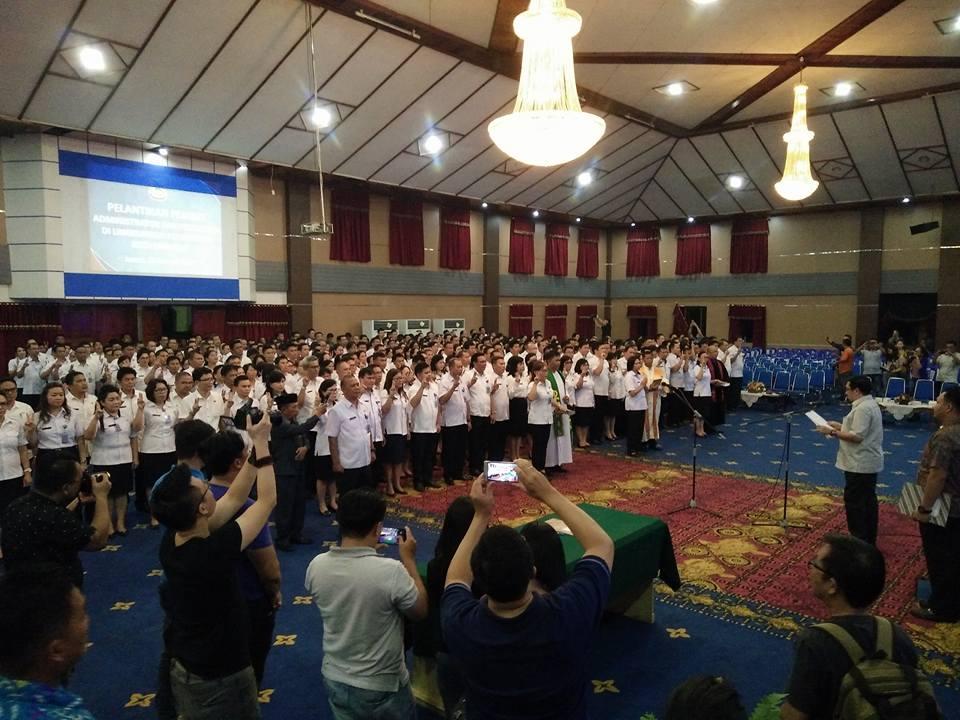Permalink ke Sebanyak 549 Pejabat Isi Perangkat Daerah Pemkot Manado