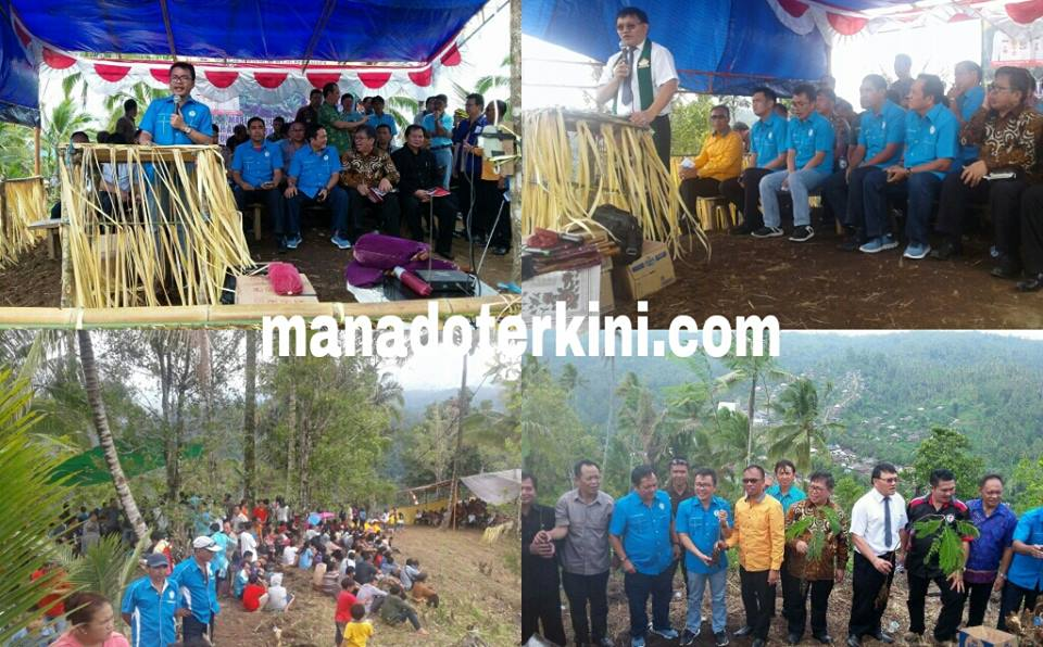 Permalink ke Desa Picuan Raya Sukses Jadi Tuan Rumah Ibadah Awal Tahun PKB GMIM se-Minsel