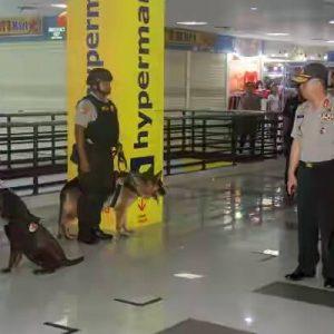 Permalink ke Wakapolda Turun Langsung Sisir Pusat Perbelanjaan di Manado