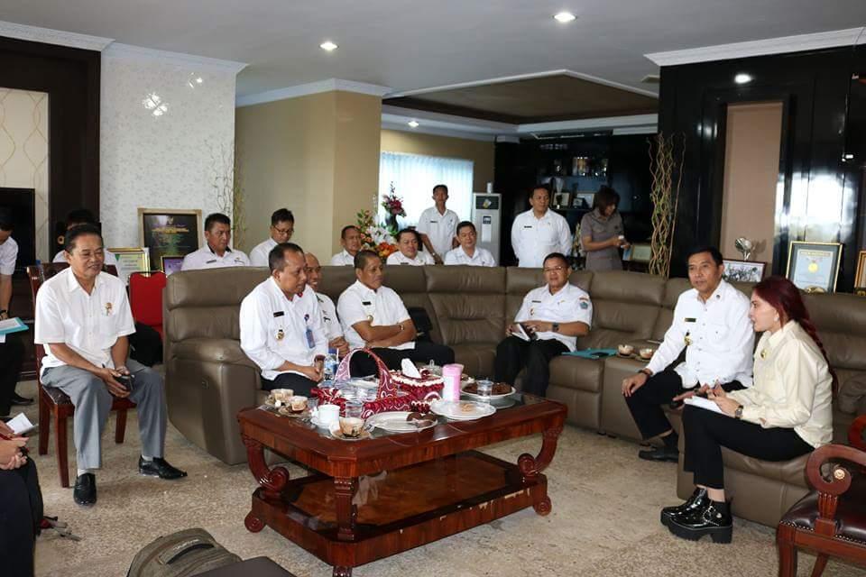 Permalink ke Brigjen TNI Robert Lumempouw Pimpin Tim Setjen Wantannas RI Kaji Daerah Minut