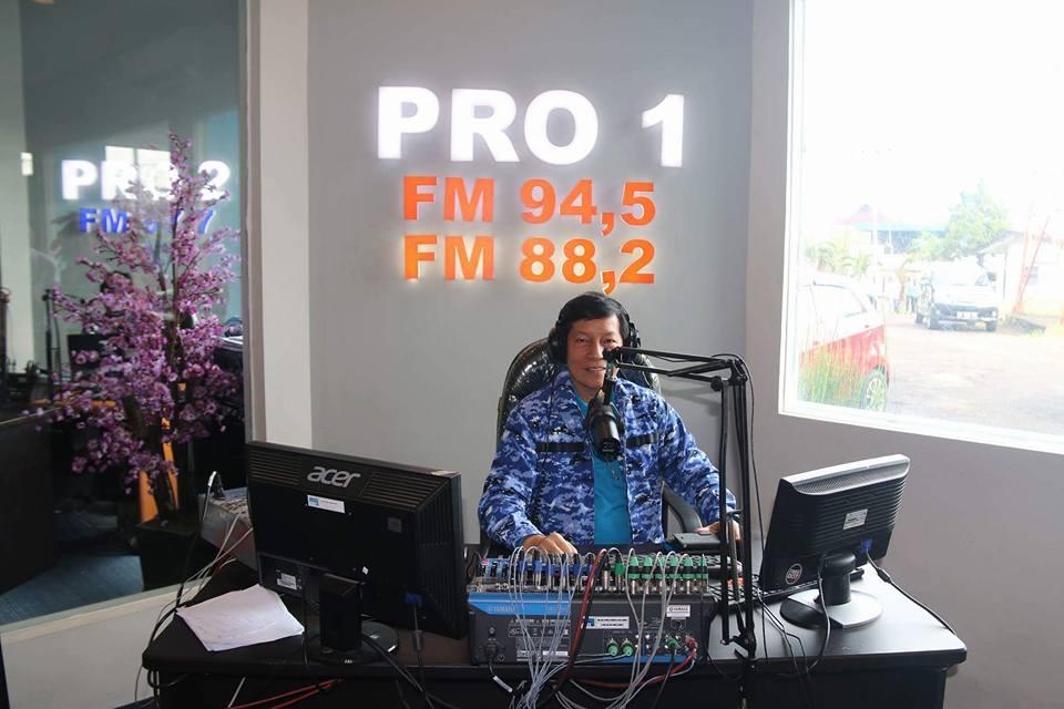 """Permalink ke Rindu Menyapa Masyarakat, Walikota GSVL Kembali """"Ba Ober"""" di Radio"""