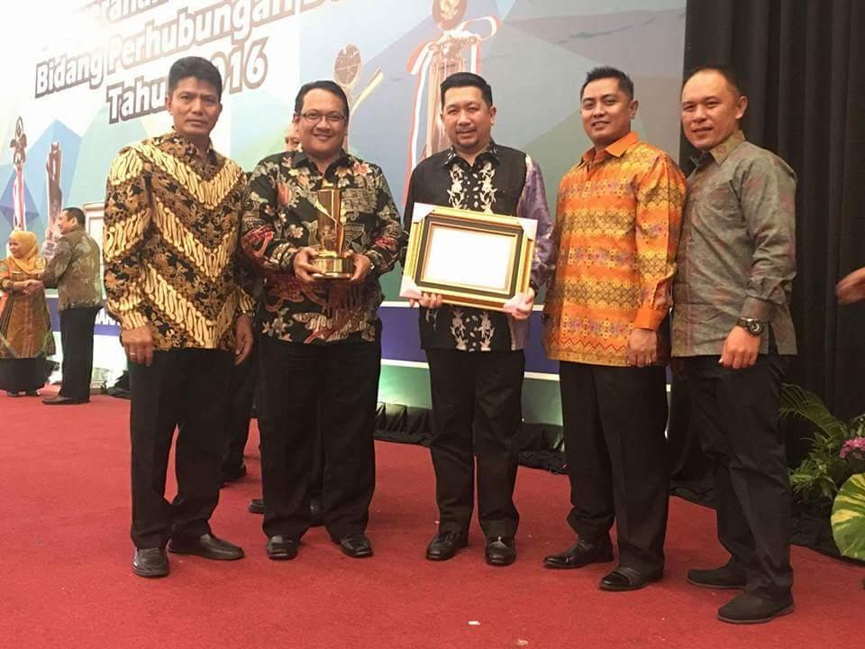 Permalink ke Lagi Manado Terima Penghargaan WTM dari Kemenhub RI