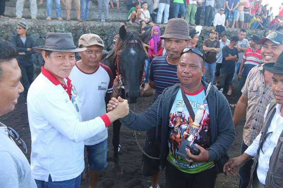 Meriah, Kujuaraan Pacuan Kuda, Roda Sapi dan Bendi