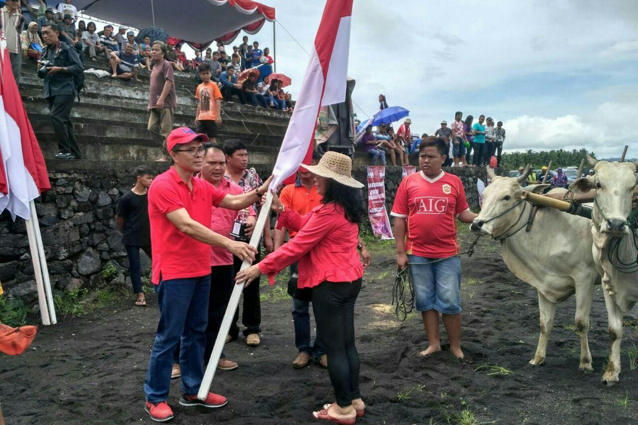 Kejuaraan Berkuda, Balap Sapi dan Bendi Draf Jadi Daya Tarik Pariwisata Sulut