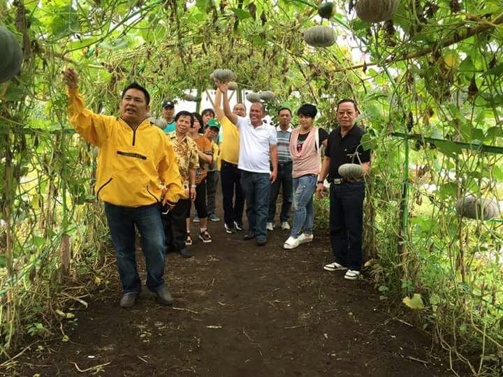 Permalink ke Taman Agro Inovasi di Minsel Jadi Percontohan