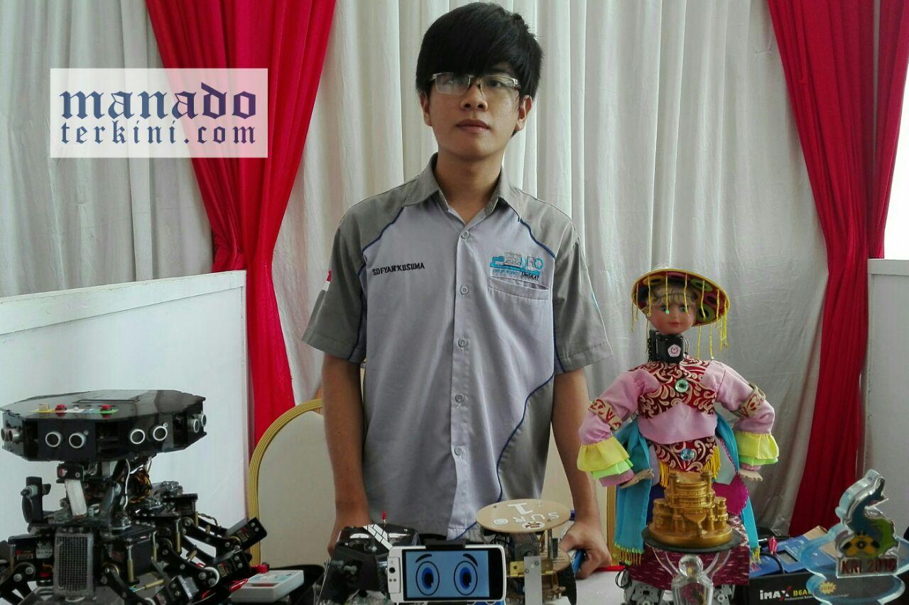 Permalink ke Gambaran Pendidikan dan Harapan Mahasiswa Peraih Juara Pada Kontes Robot