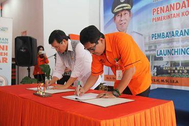 Permalink ke Tingkatkan Pelayanan, Pemkot Manado Lakukan MoU Dengan PT Pos Indonesia