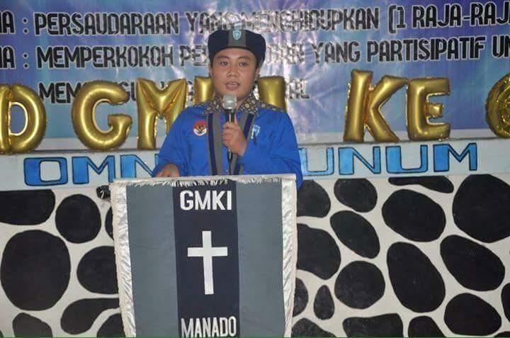 Permalink ke GMKI Manado Sesalkan Pernyataan Gubernur Olly Dondokambey