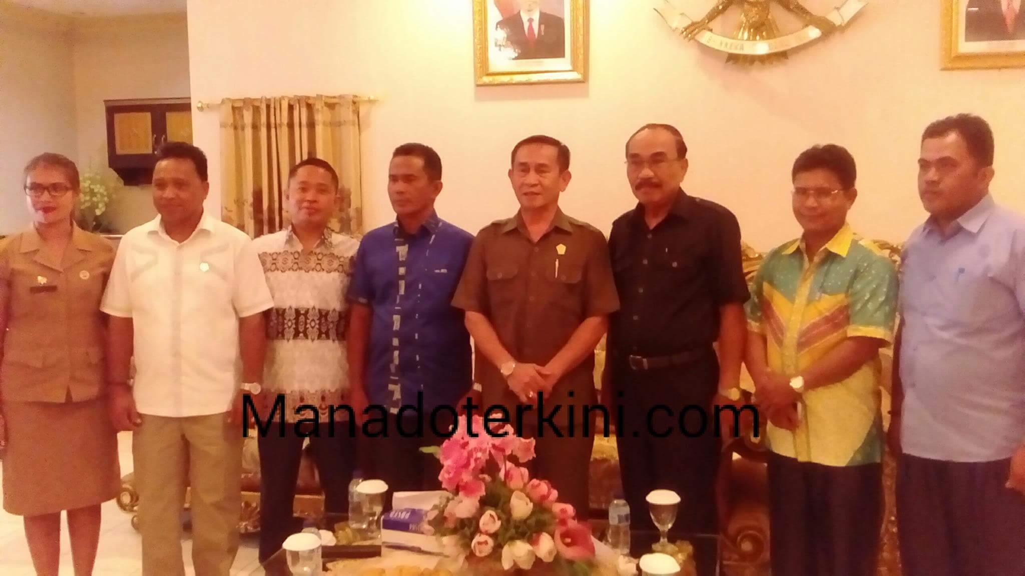 Permalink ke Komisi I DPRD Sulut Dukung Pemekaran Kabupaten Talaud Selatan