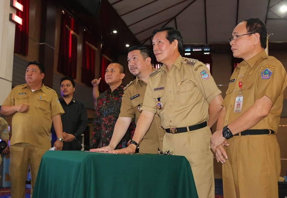 Permalink ke Pemkot Manado Resmi Luncurkan Cerdas Command Center