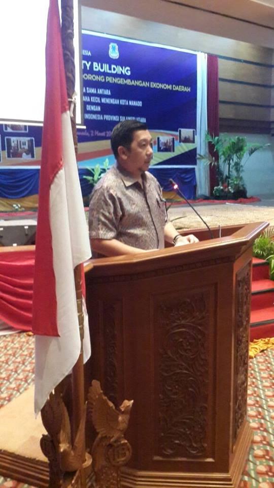 Permalink ke Pemkot Manado Dukung UMKM Gerakan Ekonomi Daerah