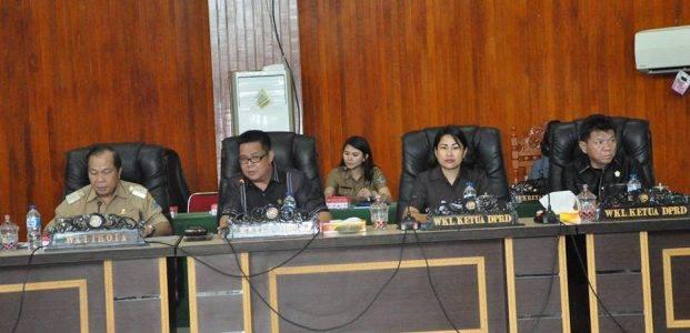 DPRD-Pemkot Bitung Sepakat Alokasikan 25 M ke PT Membangun Sulut Hebat 