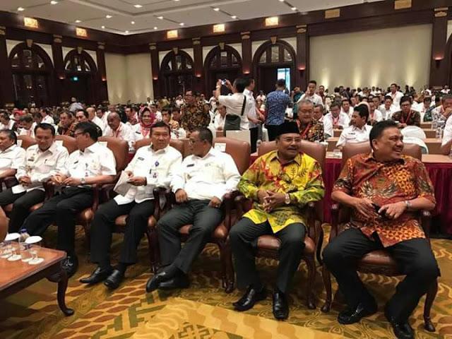 Permalink ke Gubernur Sulut Hadiri Rakornas Tim Terpadu Penanganan Konflik Sosial